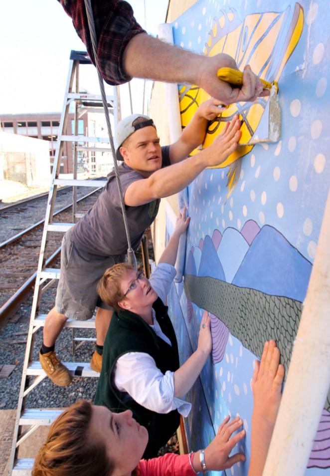 CDP 1119 Mural318